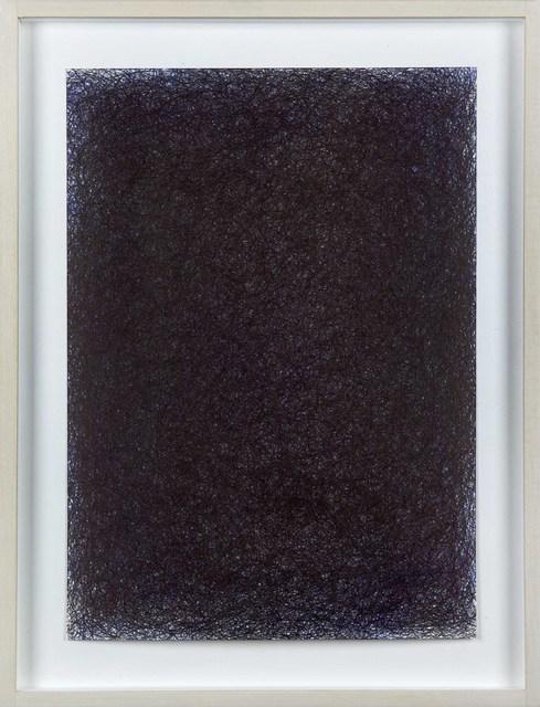 , 'Ur-schrift ovvero Avant-testo, 7-3-98,' 1998, P420