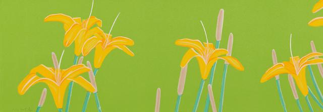 Alex Katz, 'Day Lillies', 1993, Phillips