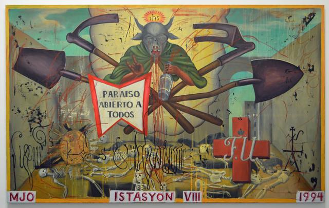 , 'Istasyon VIII,' 1994, Galerie Nathalie Obadia
