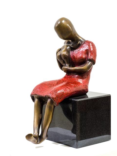 , 'Mother in Red Dress,' 2009, Rimonim Art Gallery