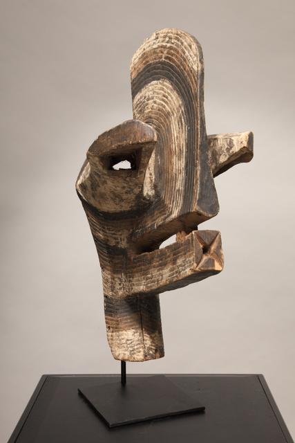 , 'Songye Mask,' Early 20th Century, Bill Lowe Gallery