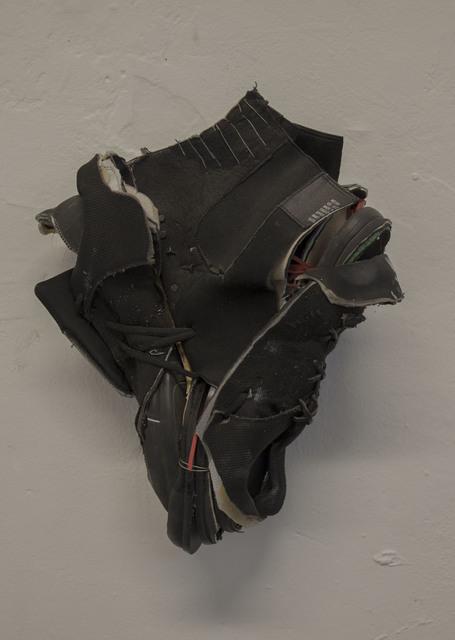 , 'black calf,' 2017, Migrant Bird Space