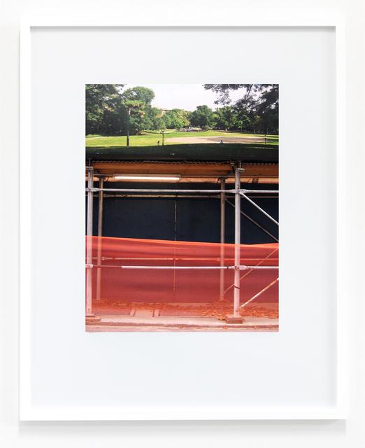 , 'Untitled (Park View Brooklyn),' 2015, Magenta Plains
