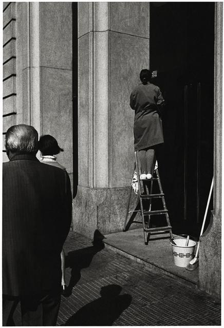Paulo Nozolino, 'Gran Via, Madrid ', 1993, Galerie Les filles du calvaire