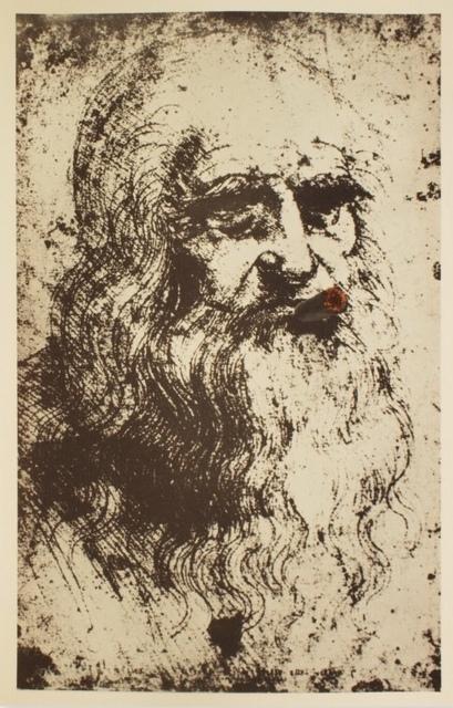 Man Ray, 'The Father of Mona Lisa', 1968, Stubbs Fine Art
