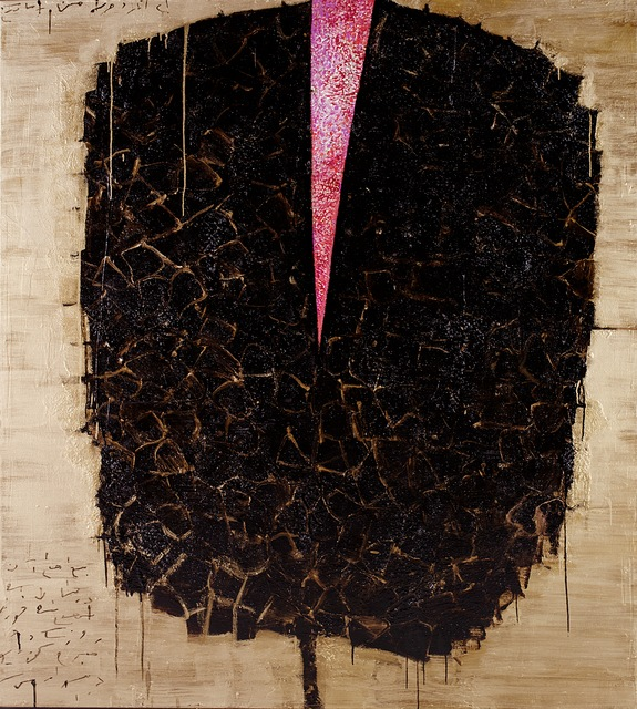 , 'Those Roots Drink Quietly! #2,' 2015, Sophia Contemporary