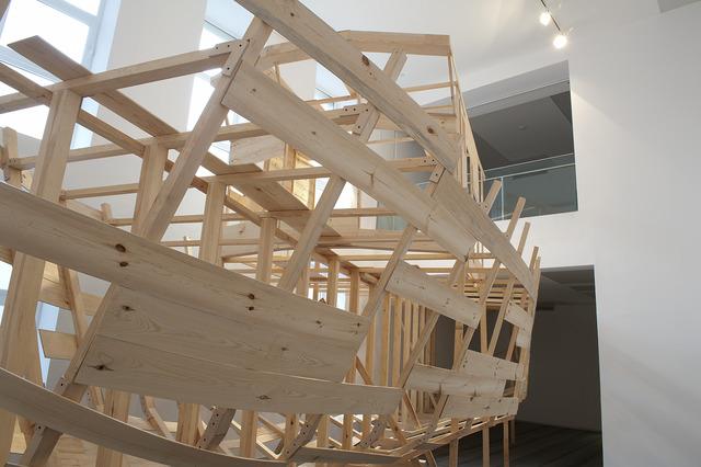 , 'БАМ – стройка века,' 2010, Future Generation Art Prize