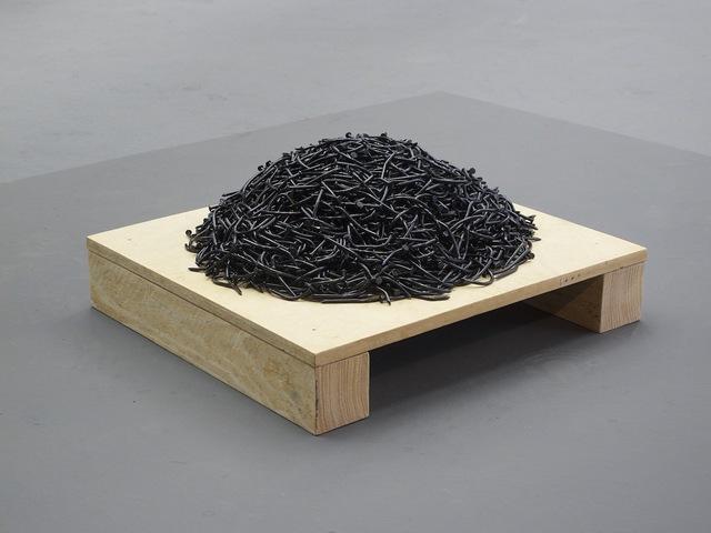 , 'Hora de trabalho,' 2014, Galeria Leme