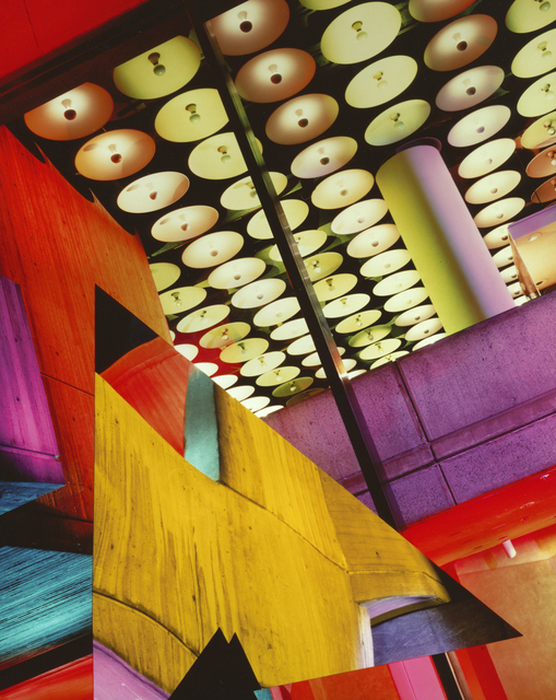 , 'Architectural Site 15, Whitney Museum of American Art, October 19,' 1987, Kadel Willborn