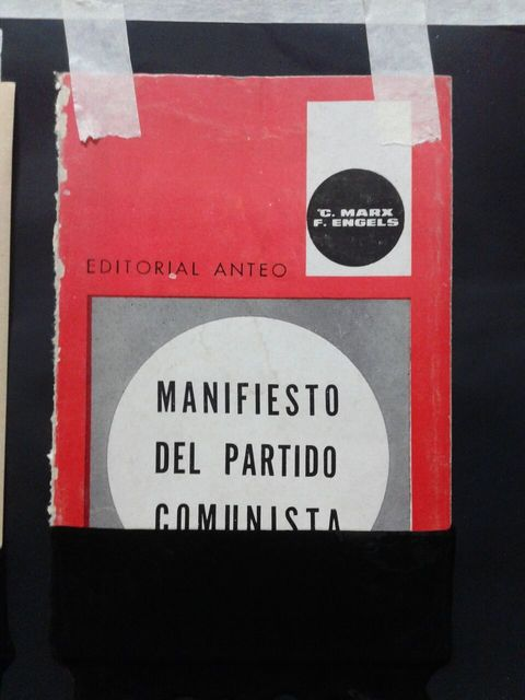 , 'Manifiesto de PC,' 2016, WALDEN