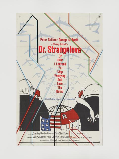 , 'Dr. Strangelove,' 2019, White Cube