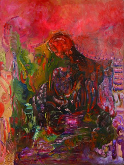 Ali Lagrouni, 'Supreme Protection', 2005, Kloser Contemporary Art