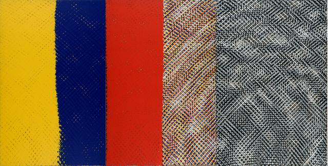 , '3 Piece,' 1974, Flowers