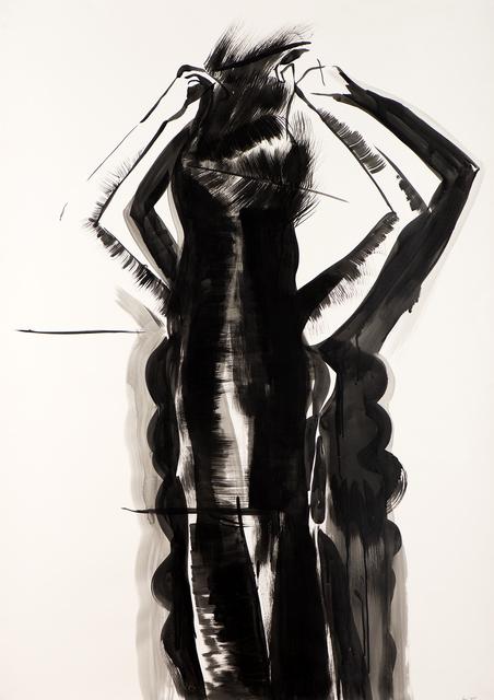 , 'Girl Brushing Her Hair,' 2014, Galeri Nev Istanbul