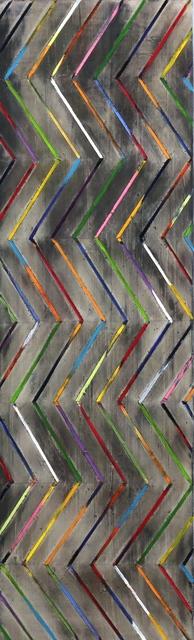 Petra Rös-Nickel, 'Zig Zag 16-3-2', 2016, Artspace Warehouse