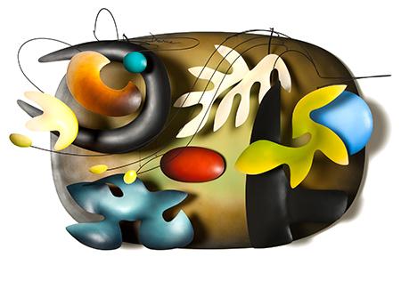 , 'Spring Awakening,' , Pucker Gallery