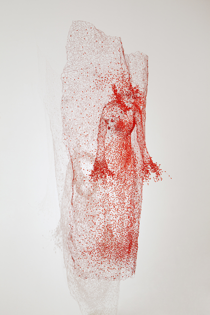 , 'Enlightenment in Red,' 2012, Art+ Shanghai Gallery