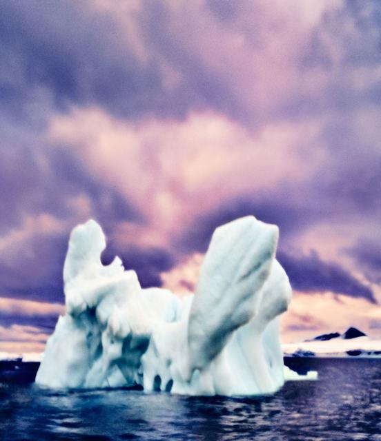 , 'Proteus Rising, Antarctica,' 2020, Von Lintel Gallery