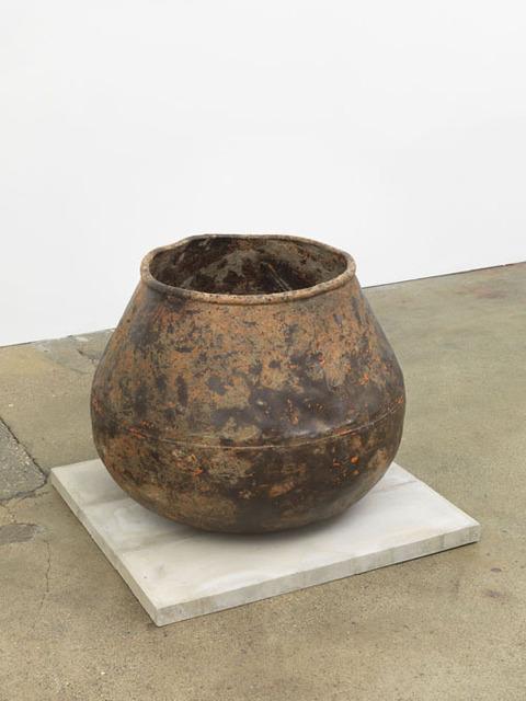 , 'Urn VI,' 2013, Sommer & Kohl