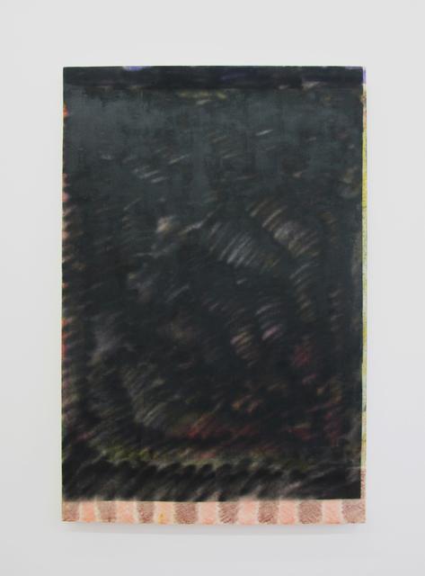, 'From Behind, Oak frame,' 2013, V1 Gallery