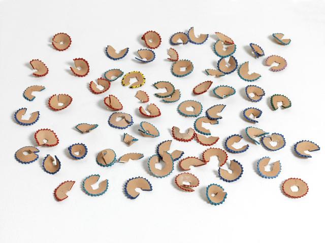 , 'Trucioli,' 2017, Studio SALES di Norberto Ruggeri
