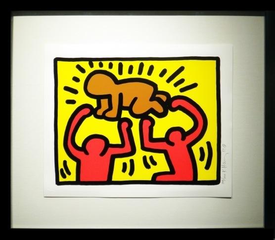 Keith Haring, 'Pop Shop IV-D ', 1989, Soho Contemporary Art