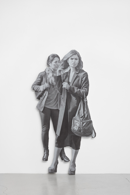, 'Untitled,' 2016, Campoli Presti
