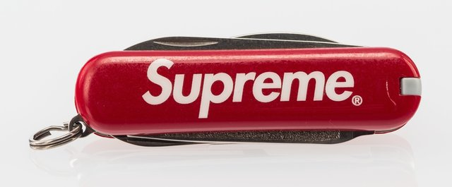 Supreme, 'Victoinox Swiss Army Knife (Red)', 2017, Heritage Auctions