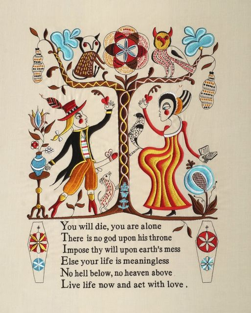 Grayson Perry, 'Recipe for Humanity', 2005, Roseberys