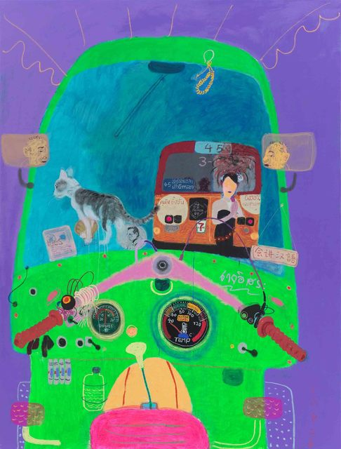 , 'Tuk Tuk 4,' 2018, Tang Contemporary Art