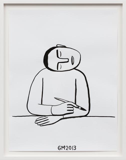 Geoff McFetridge, 'Untitled', 2013, Circle Culture