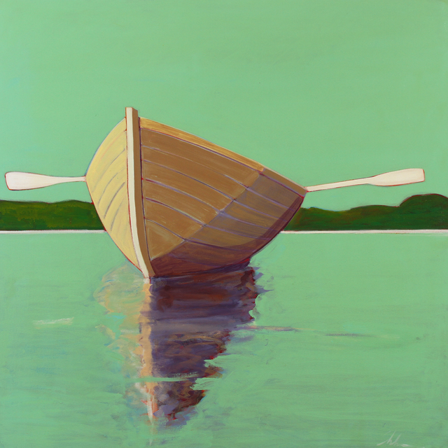 , 'Boat for Alex,' 2016, Terzian Galleries