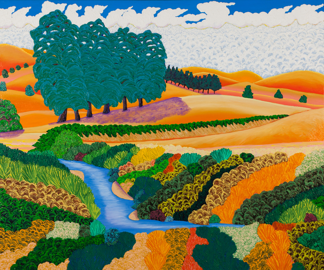 , 'Valley Ford Stream,' 2008, ACA Galleries