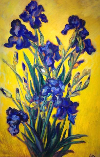 , 'Iris,' ca. 1983, CODA Gallery