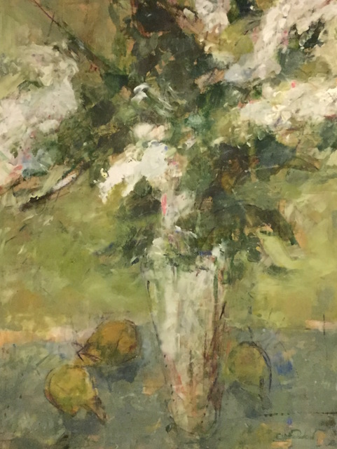 , 'White Lilacs,' 2015, Quidley & Company