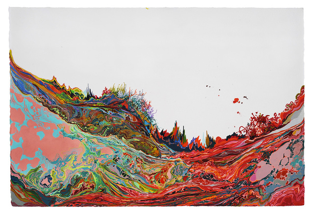 , 'Mountain 山脉 #0004,' 2014, ART LABOR Gallery