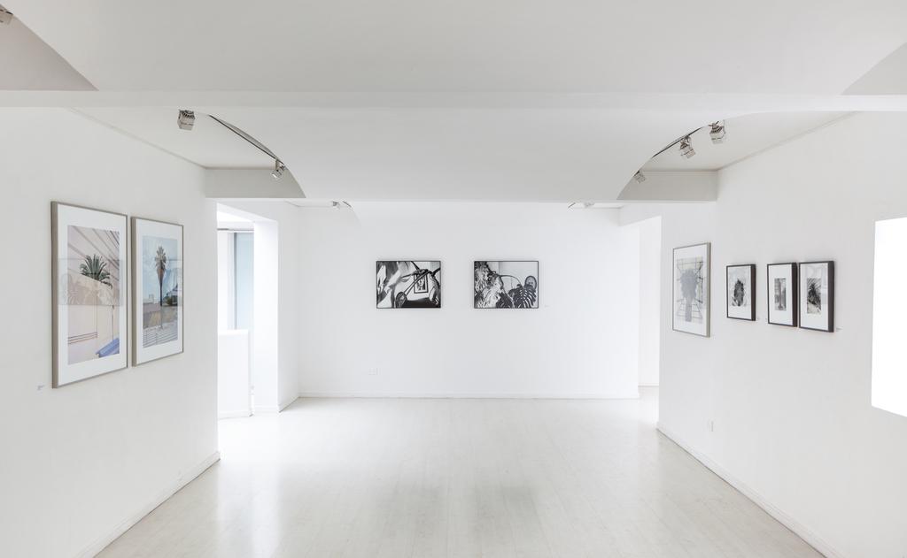 Artefactos, a group show on contemporary photography, 2018