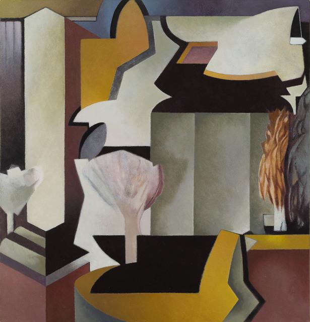 , 'Eclipse 2,' 2015, Candida Stevens