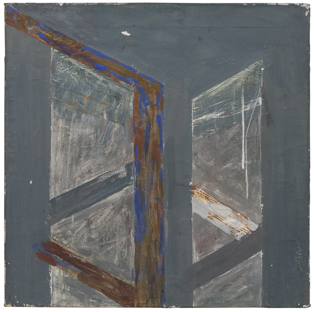 , 'Study of a Square Chair 4,' 1991, PARKVIEW ART Hong Kong