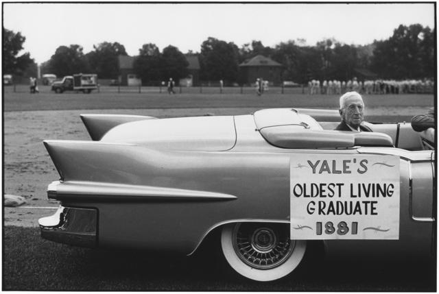 Elliott Erwitt, 'New Haven, Connecticut', 1955, PDNB Gallery