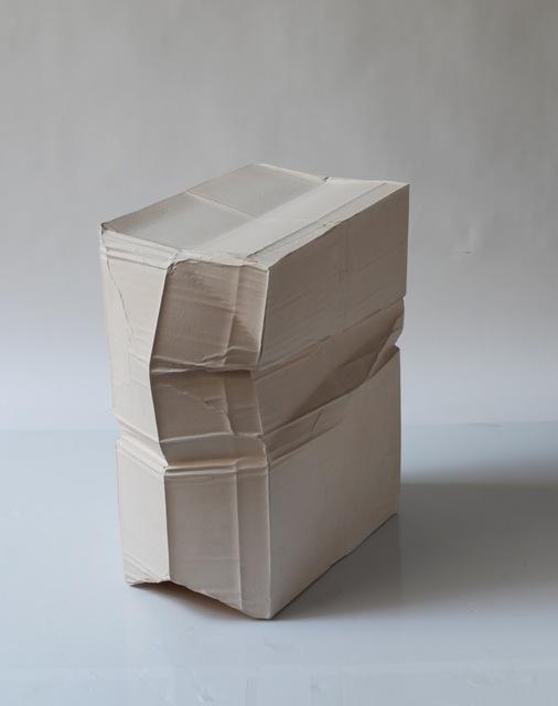 , 'Alte Schachtel #06/03/2018,' 2018, Galleria Doris Ghetta