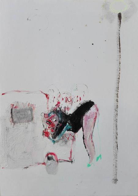 , 'Twerking bajo la farola,' 2012, Freight + Volume