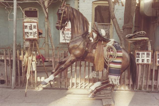 Danny Lyon, 'Juarez, Mexico (cover photo for The Paper Negative)', 1980, Robert Klein Gallery