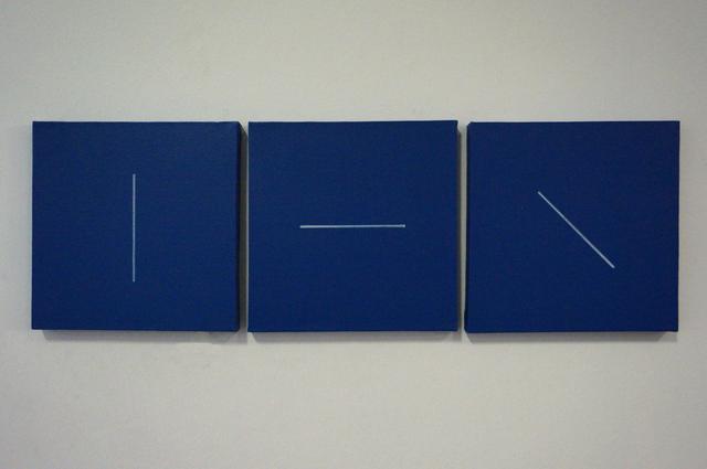 , 'A nudez do soporte,' 1978-2013, Baró Galeria