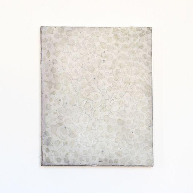 , 'gedankengrau,' 2018, Bernhard Knaus Fine Art