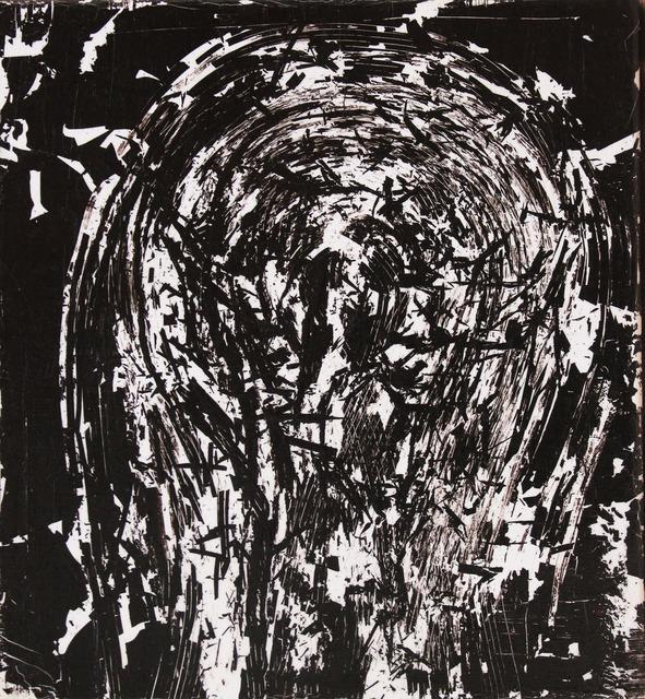 , 'Nest Face B,' 2016, Ani Molnár Gallery