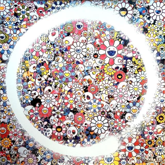 Takashi Murakami, 'Enso: Zen, the Heavens', 2016, Lougher Contemporary