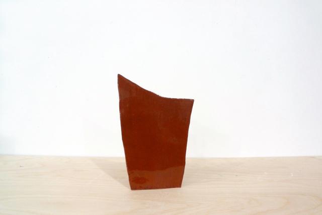 Keiko Narahashi, 'Untitled (Brown Gloss Peak)', 2015, Jason McCoy Gallery