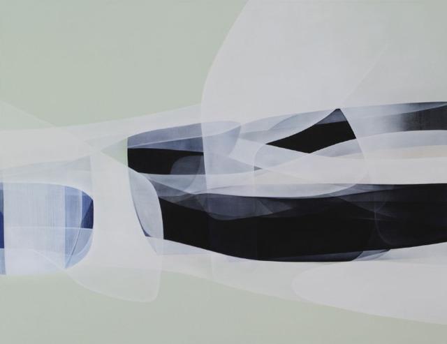 Agneta Ekholm, 'High Above, Down Below II', 2012, .M Contemporary Sydney