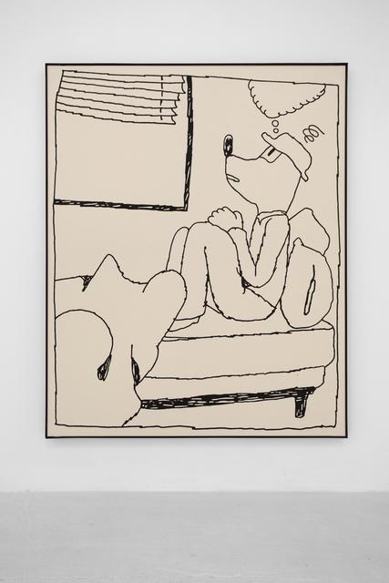 , 'Room Moon,' 2018, Louis 21